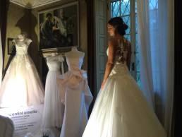 Sposi in Crema a Villa San Michele - Collezione 2016
